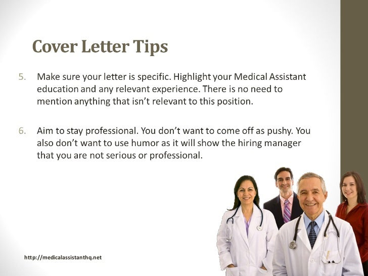 ... Http://medicalassistanthq.net ...  Cover Letter For A Medical Assistant