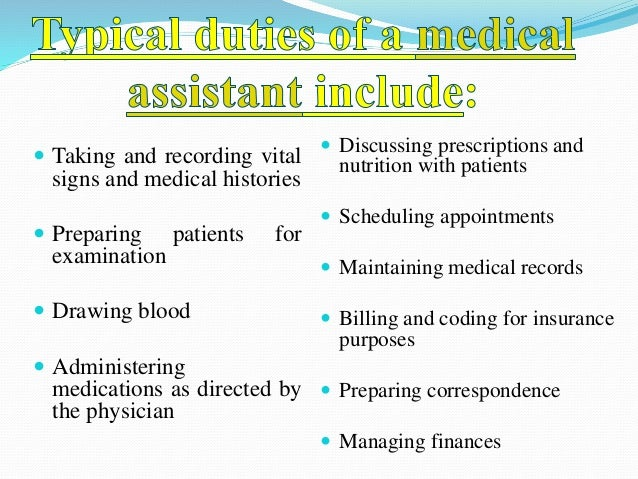 Medical Assistant Job Description Salary and Future Scope – Medical Assistant Job Dutie