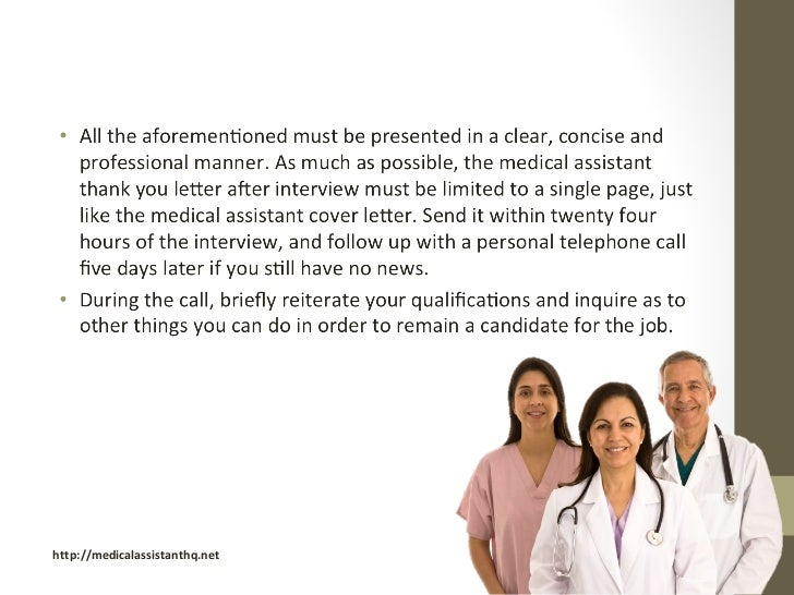 6 to see medical assistant cover letter - Cover Letter For Medical Assistant Job