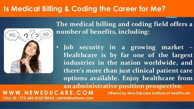Medical billing & coding powerpoint presentation template design.