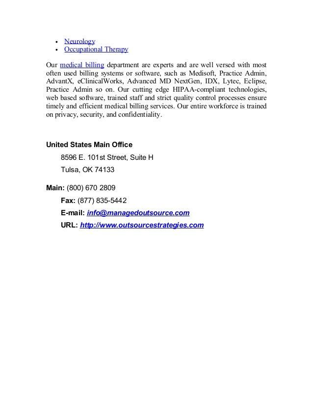 Medical Billing Service, Medical Billing Services, Billing Service Slide 3