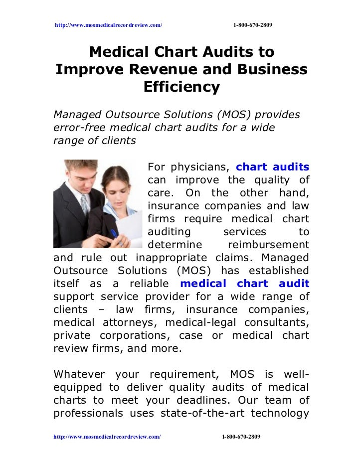 http://www.mosmedicalrecordreview.com/       1-800-670-2809   Medical Chart Audits toImprove Revenue and Business         ...