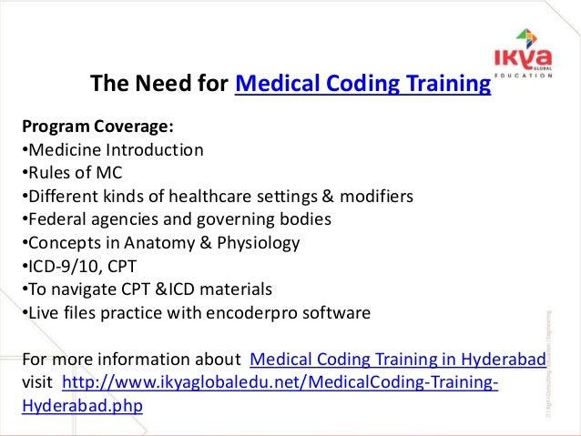 Medical coding training in hyderabad ikyaglobaledu institute