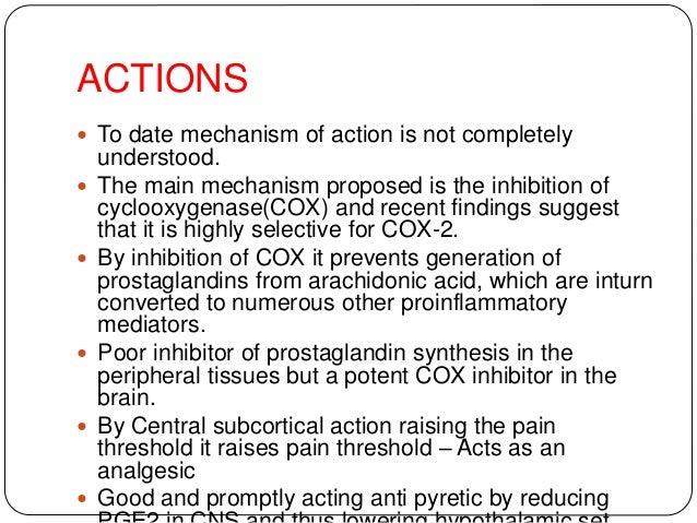 Medical emergency on paracetamol poisoning Slide 3