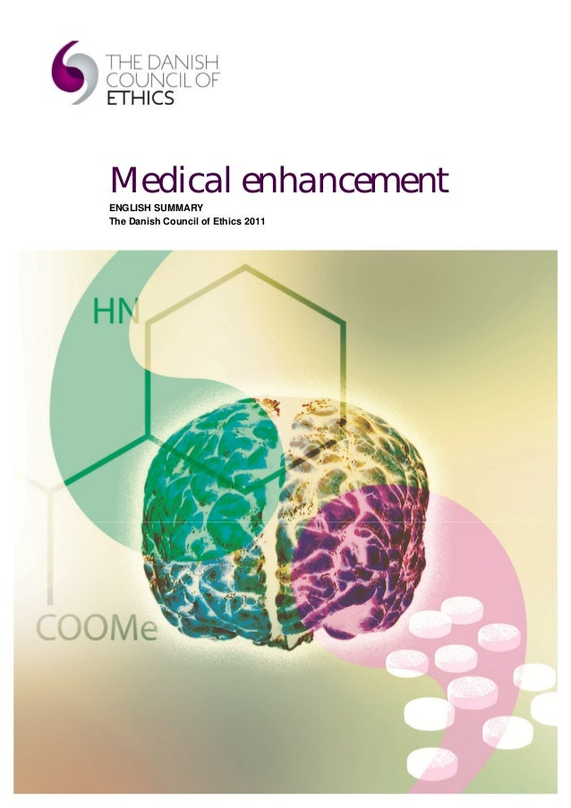 Page 1 of 12 Medical enhancement ENGLISH SUMMARY The Danish Council of Ethics 2011