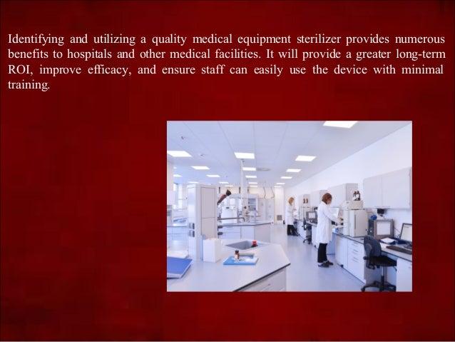 Medical Equipment Sterilizer