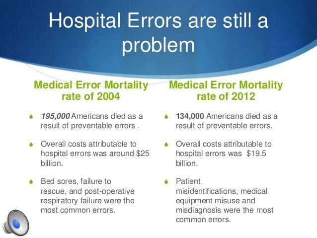 medication errors essay