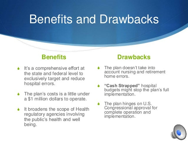 what are the benefits and drawbacks of a federal system