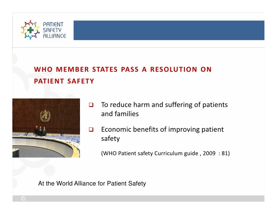 improving patients safety medical errors and adverse events in health care Often, medical errors (also called adverse events) happen when there is a single misstep in a chain of activities researchers and experts in the field of patient safety have identified a number of ongoing patient safety challenges.
