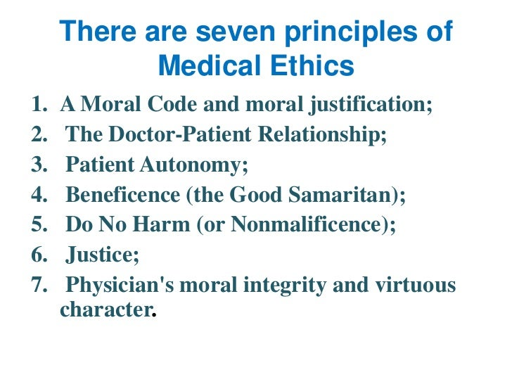 Image result for Moral/ethics code medical