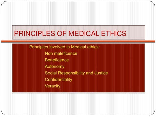 What Are the Ethical Principles of Non-Maleficence?