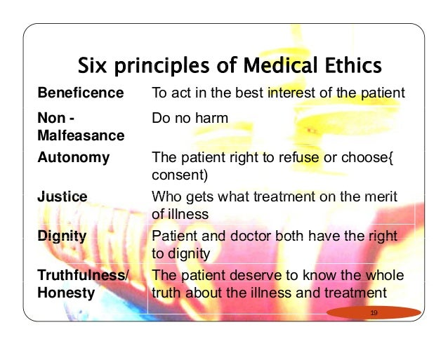 Medical ethics fandeluxe
