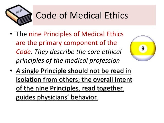 medical ethics and euthanasia Is euthanasia ethical essays euthanasia comes from the greek word meaning the good death it is defined as the act or practicing the end of life of an individual suffering from a terminal illness or an incurable condition, as by lethal injection or the suspension of extraordinary medical treatment.