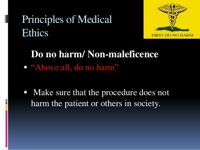 Medical Ethics Cb Harm Principle Explainer The