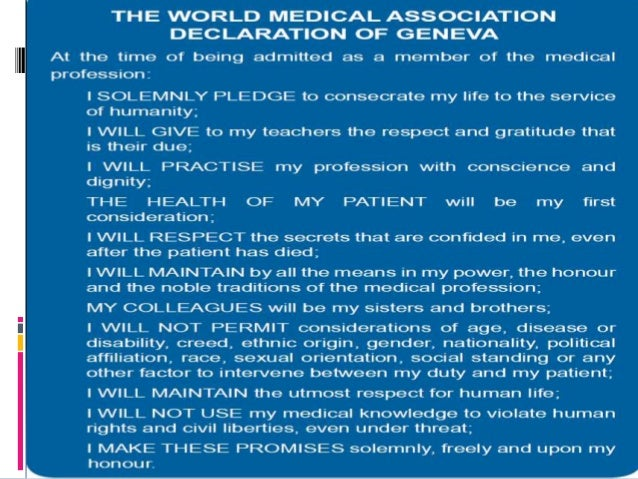 code of ethics guidelines in medical Has the role of promulgating the ethical code and ethical guidelines on  it is advisable for doctors to understand medical ethics, train in ethical analysis and.