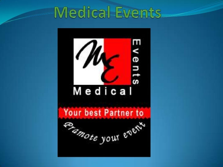 Medical Events<br />