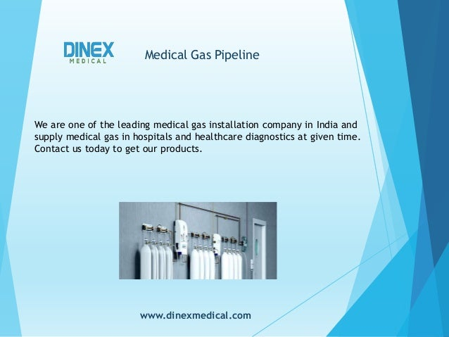 Medical Gas Pipeline Installation Organization in India