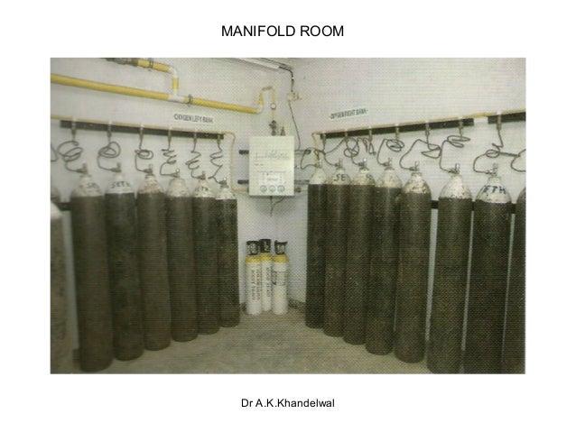 MANIFOLD ROOM Dr A.K.Khandelwal