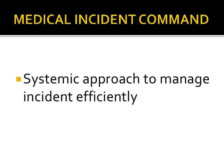 non medical incidents Emergency medical services (treatment by ems) that results in medical care which is unanticipated and/or unscheduled for the individual and which would not routinely be provided by a primary care provider.