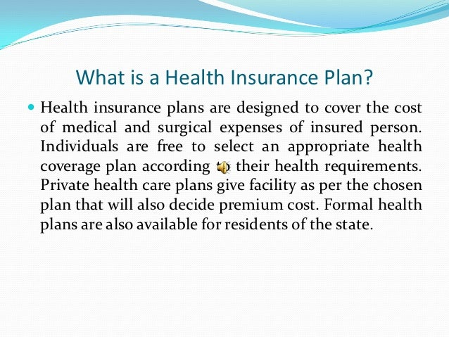 Private Health Insurance >> What Is Private Health Insurance Plan How It Works