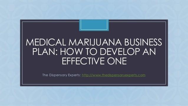 how to start a marijuana business