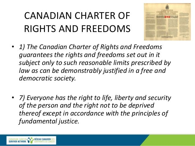 Section 10 of the Canadian Charter of Rights and Freedoms