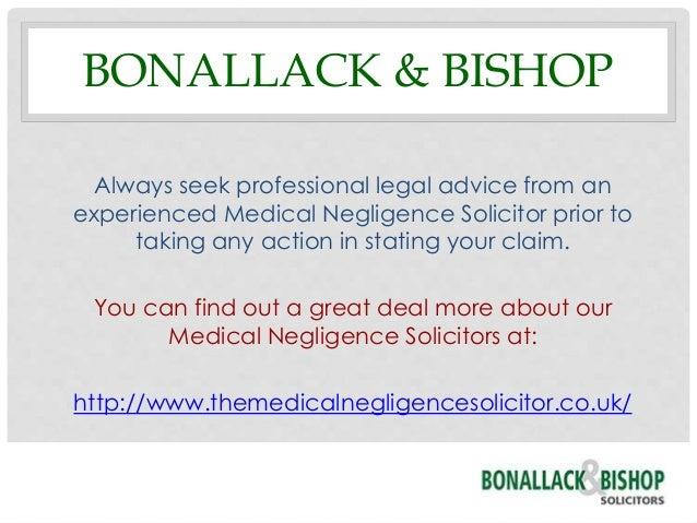 Negligent Investment Advice