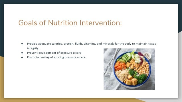 Medical Nutrition Therapy For Wound Healing