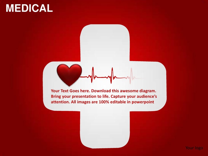 medical powerpoint presentation templates, Presentation templates