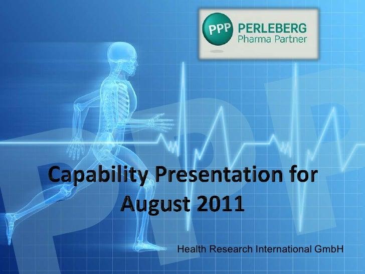 medical presentation 1