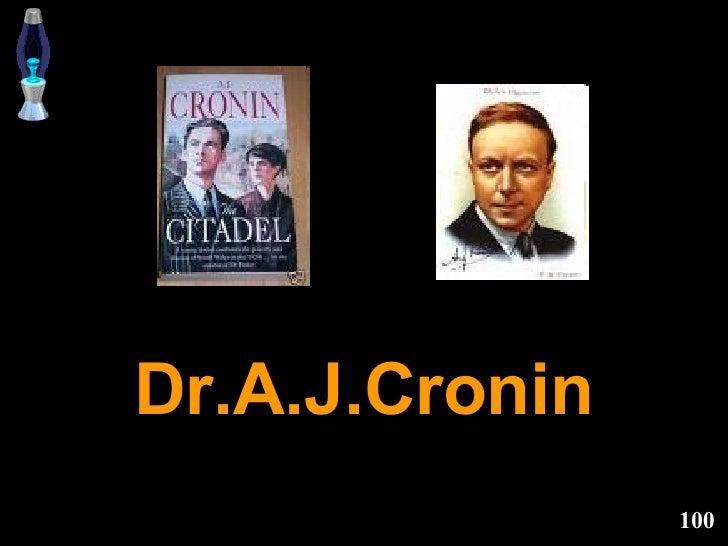 Dr.A.J.Cronin