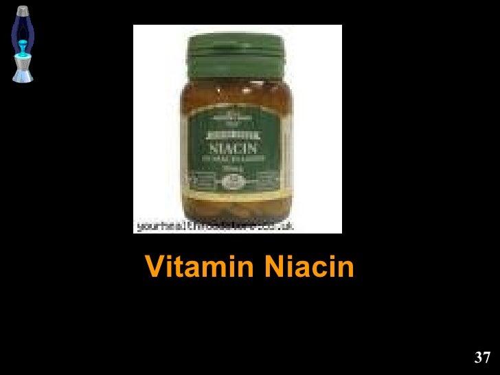 Vitamin Niacin