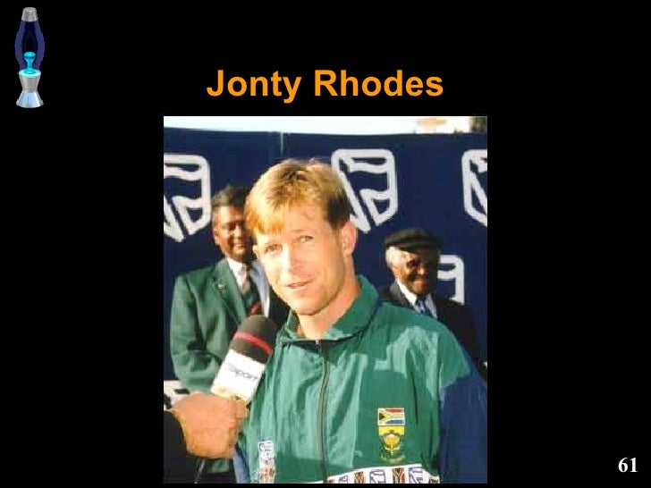 Jonty Rhodes