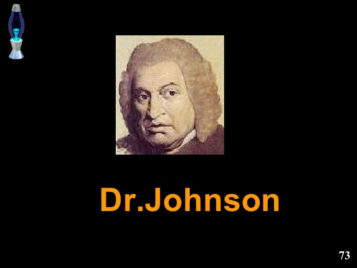 Dr.Johnson