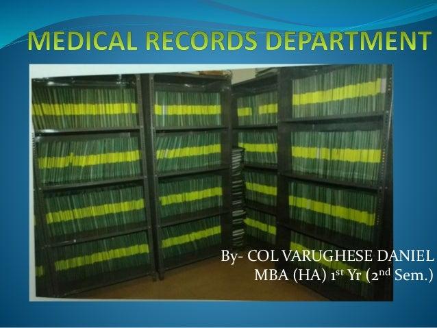 Gleneagles Medical Records Office