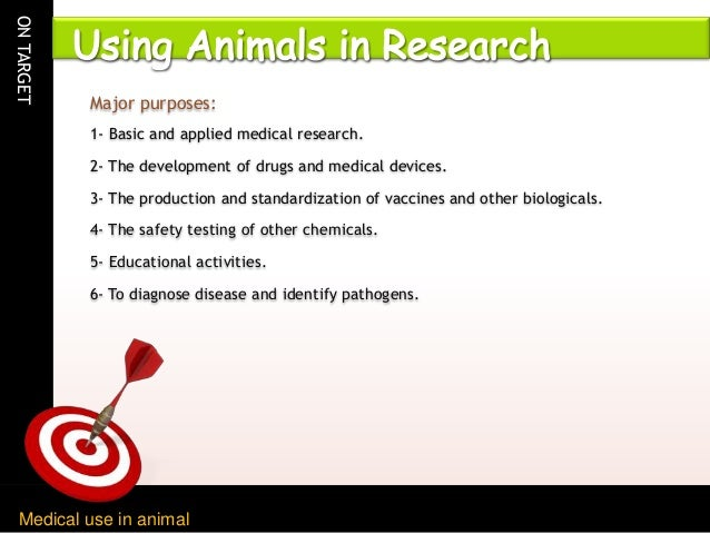 essay on animal should not be used for drug development for medical research History of animal research - essay  in part supported by the development of  provides information about the number and type of animals used in medical research.