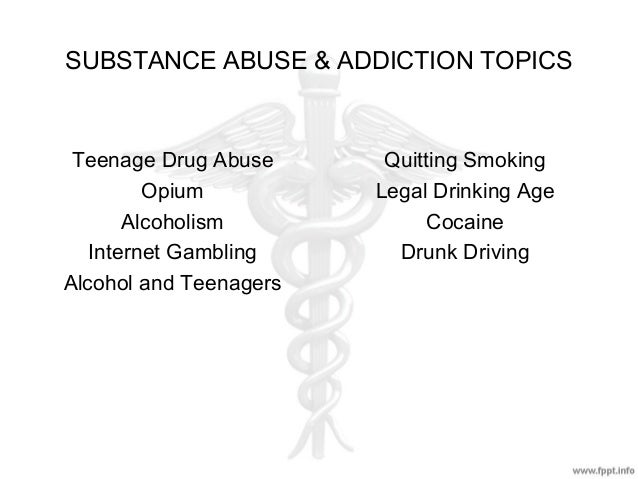 substance abuse and genetics essay Substance abuse is a real problem in many parts of the world it not only causes pain and suffering for the individuals involved,  substance abuse and genetics.