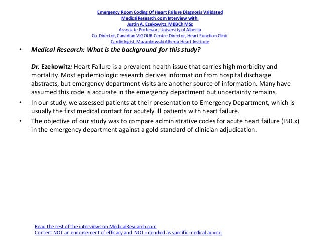 MedicalResearch.com:  Medical Research Exclusive Interviews May 12 2015 Slide 3