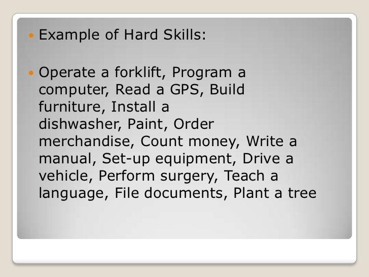 Medical resume template skills hard skills and soft skills