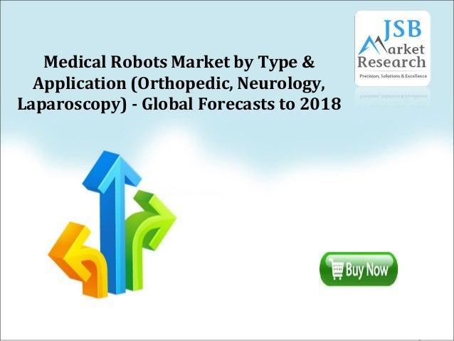 Medical Robots Market by Type & Application (Orthopedic, Neurology, Laparoscopy) - Global Forecasts to 2018