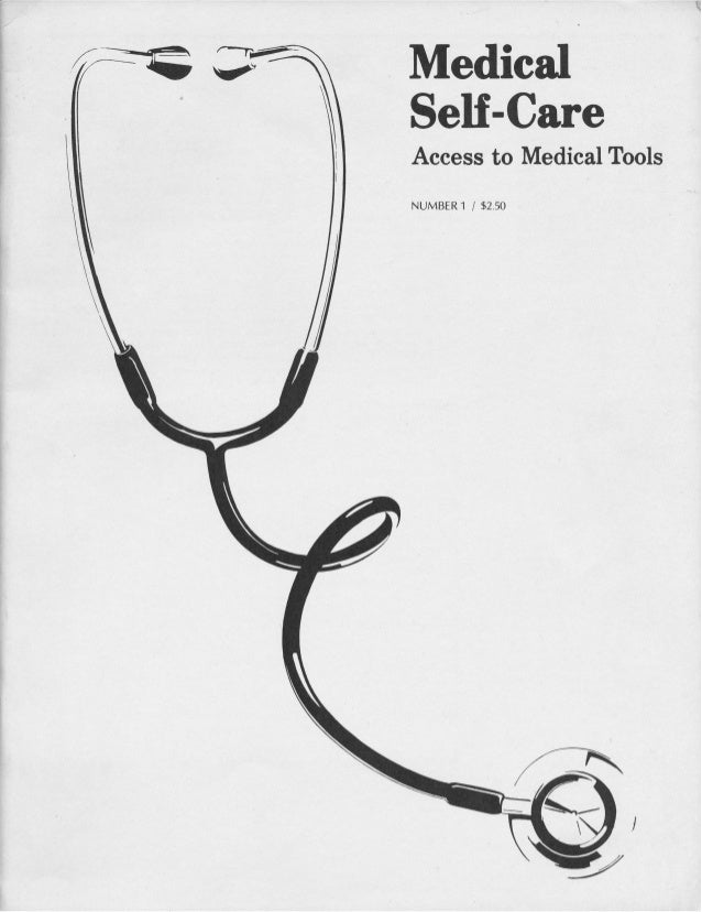 ,  -=-116  ---  --,  Medical Self-Care Access to Medical Tools NUMBER  1/  $2.50  ,'----=-  / .^;Fr    Y