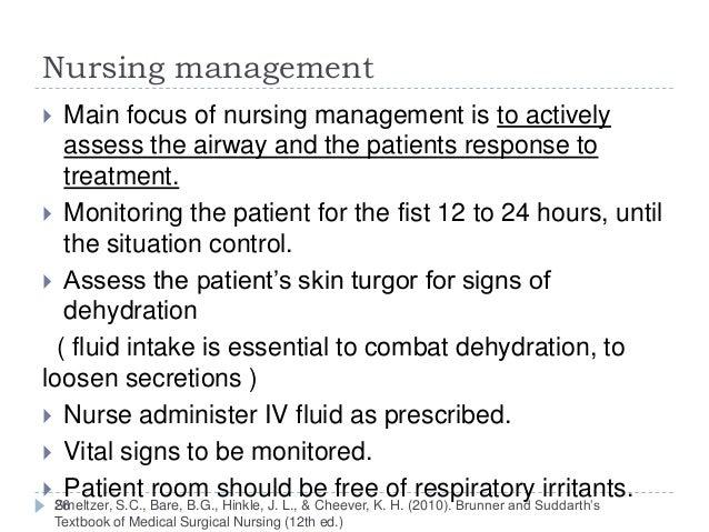 Medical surgical Nursing (asthma),