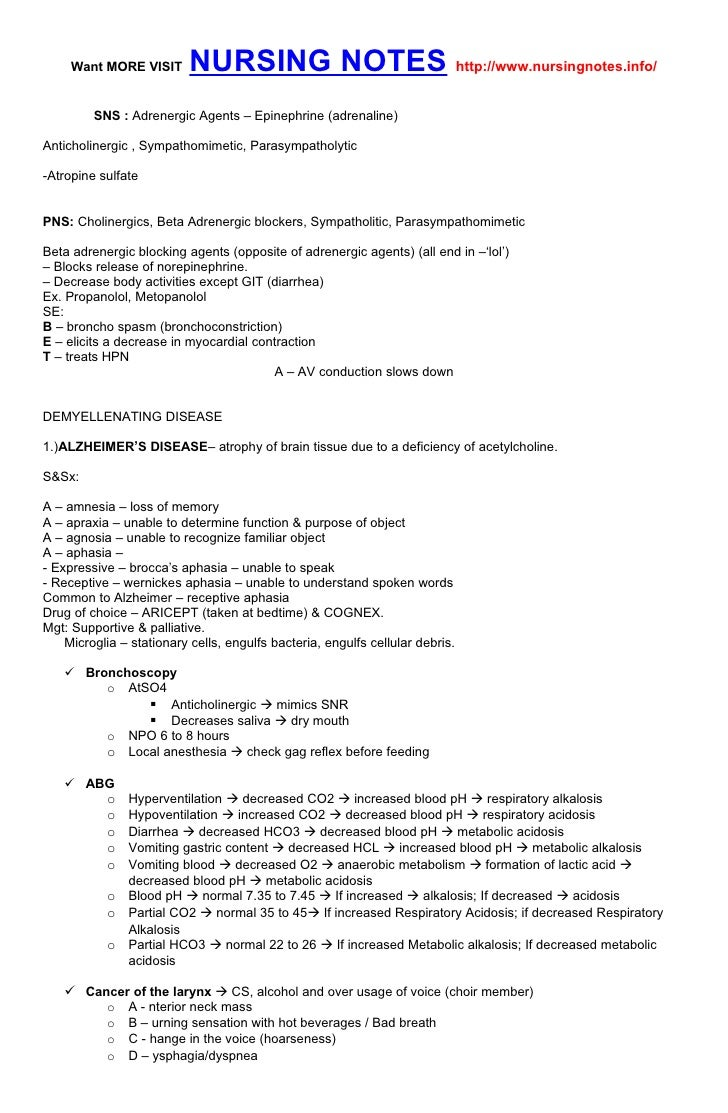 Want MORE VISIT       NURSING NOTES http://www.nursingnotes.info/          SNS : Adrenergic Agents – Epinephrine (adrenali...