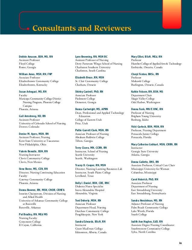 Medical Surgical Nursing In Canada Pdf
