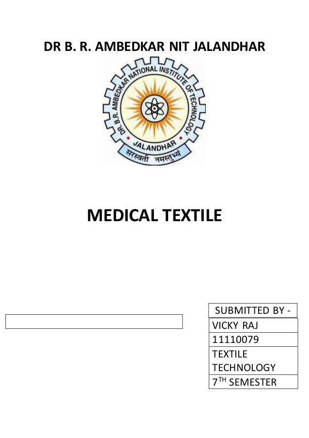 medical textile Our ltg fans are as versatile as the tasks that medical textiles must perform as  textile processors you too can benefit from our filter technology our filters.