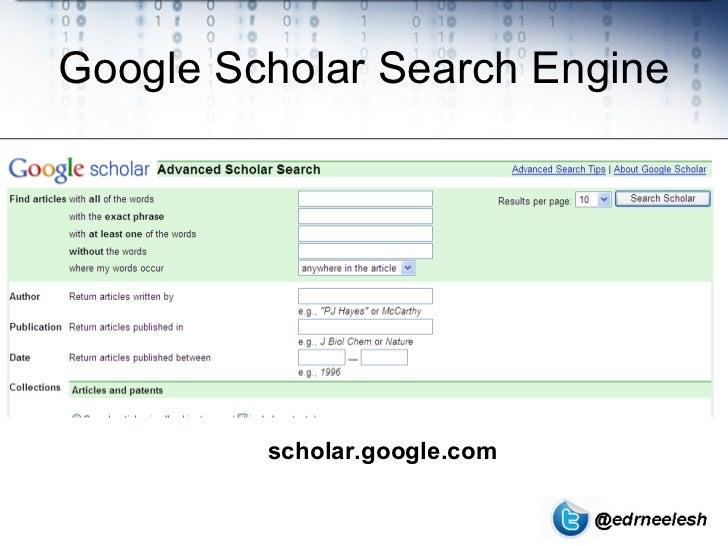 Google Search Help