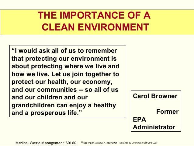 importance of waste management pdf
