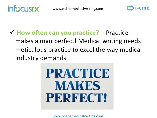 How to Become a Competent Medical Writer?