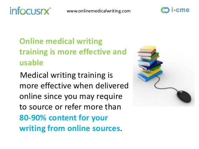 Online writing resources