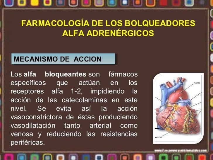 Alfa beta medicamentos - medicamentos beta adrenergicos